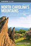 Insiders' Guide North Carolina's Mountains, Kenneth L. Richards and Constance E. Richards, 0762740450