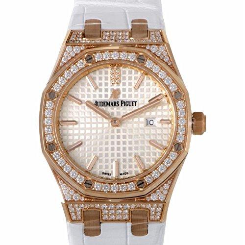 Audemars Piguet Royal Oak (Ladies) quartz womens Watch 67652OR.ZZ.D011CR.01 (Certified Pre-owned)