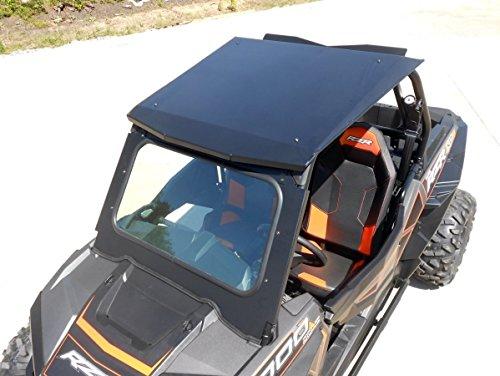 Polaris RZR 1000 and 2015 Polaris RZR 900 Aluminum Top by Bad Dawg 693-5436-00