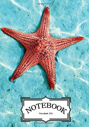 "Notebook : Starfishes VoL.15: Notebook Journal Diary, 120 Lined pages, 7"" x 10"" pdf"
