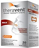Theravent Snore Therapy Strips, Maximum