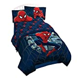 Marvel Spiderman 'Supreme' microfiber 3 Piece Twin Sheet Set