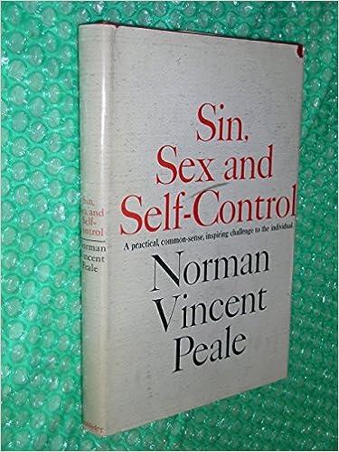 Control self sex sin