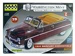 Hawk Washington Mint Ultra Metal Series 1949 Mercury Convertible Red by Alpha International Inc.