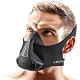 VEOXLINE Training Mask   24-30 Breathing Resistance Levels - Sport Workout Running Biking Fitness Jogging Cardio Exercise for Men Women   Imitate Workout at High Altitudes