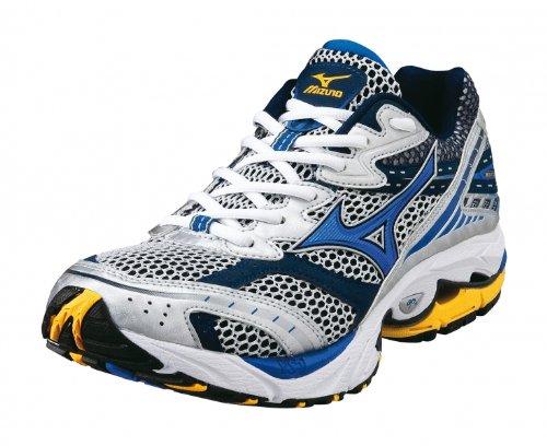 tra qualche giorno scegli l'autorizzazione vendita ufficiale Mizuno Wave Ultima 3 Running Shoes - 12: Amazon.co.uk: Shoes ...