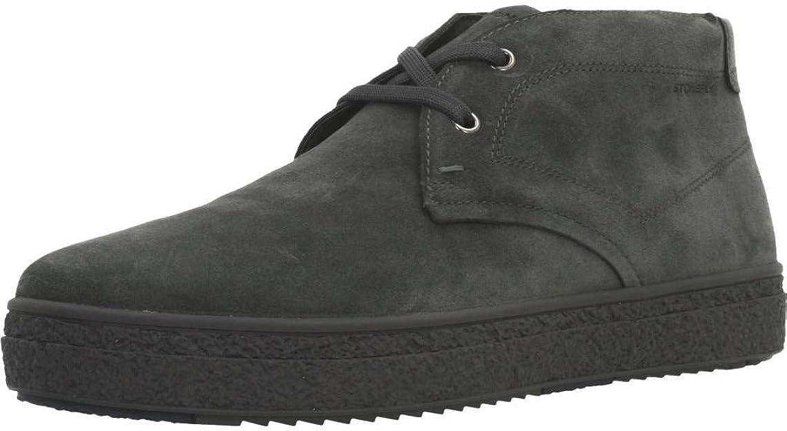 TALLA 41 EU. Stonefly Voyager 3 Velour Shade, Zapatos de Cordones Derby Hombre