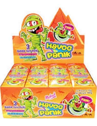 - Havoc & Panik Bubble Gum Rolls 75gm x 12