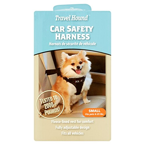 Travel Hound Car Harness, Small by Solvit
