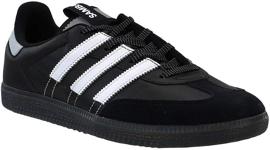 adidas samba man black shoes
