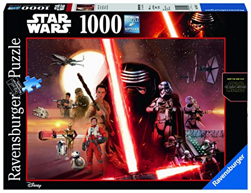 Ravensburger Star Wars: the Force Awakens Jigsaw Puzzle (1000 Piece)