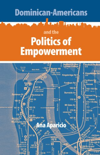 Dominican Americans And The Politics Of Empowerment  New World Diasporas