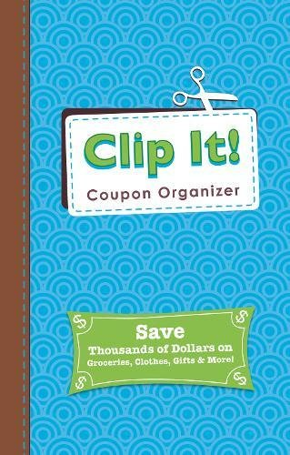(Clip It Coupon Organizer)