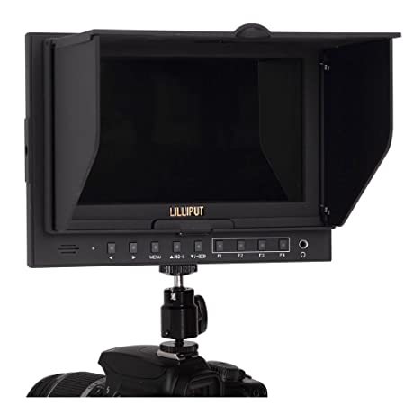 lilliput 5dii-h 1080p lcd battery