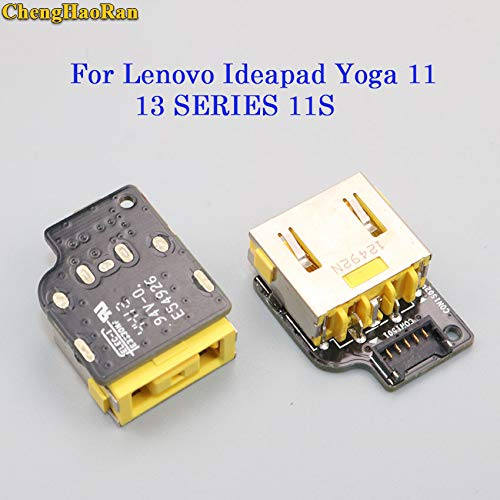 Ochoos DC Power Jack Board para Lenovo Ideapad Yoga 11 13 ...