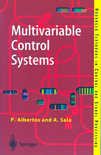 Multivariable Control Systems: An Engineering Approach (Advanced Textbooks in Control and Signal Processing) - Multi Chemistry Control