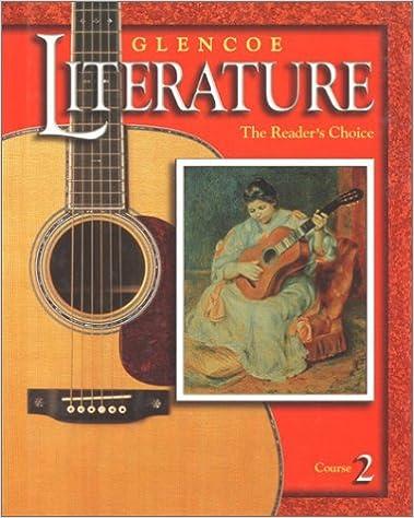 Book Glencoe Literature (Glencoe Literature Grade 7)