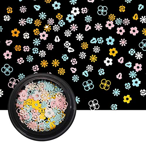 1 Pcs Flowers Strawberry Butterfly Sequins Nail Art Beads Charming Popular Nails Crystal Kits Painting Pen Brushes Stamper Plate Tools Professional French Unicorn Halloween Decoration Tips, Type-01