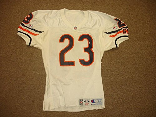 1993 Chicago Bears Game Used #23 Shaun Gayle Jersey - Unsigned NFL Game Used Jerseys 23 Chicago Bears Jersey