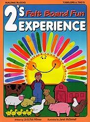 2's Experience - Felt Board Fun