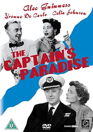 Image result for images for the captain's paradise