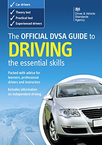 F.r.e.e The Official DVSA Guide to Driving – the essential skills [K.I.N.D.L.E]