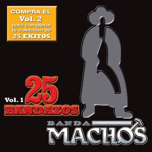 25 Bandazos De Machos