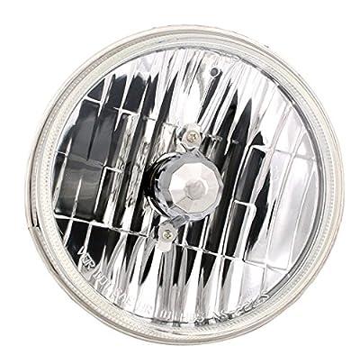 """Kaper II L01-0035 Clear 5 3/4"""" Headlight"""
