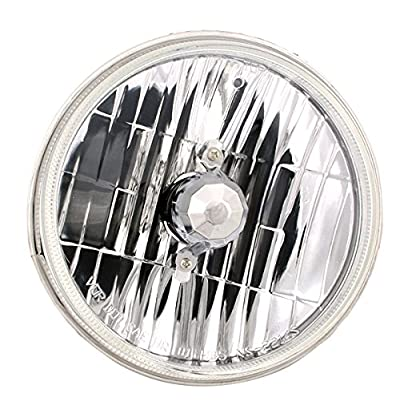 "Kaper II L01-0035 Clear 5 3/4"" Headlight: Automotive [5Bkhe1001880]"