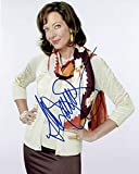 ALLISON JANNEY - The West Wing AUTOGRAPH Signed 8x10 Photo -  TopPix Autographs