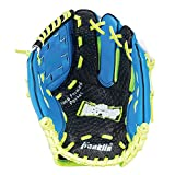 Kyпить Franklin Sports Neo-Grip Teeball Gloves, Blue, Left Hand Throw, 9