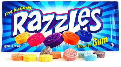 Razzles Candy (6 Count)