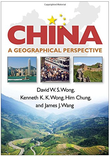 China: A Geographical Perspective (Texts in Regional Geography)