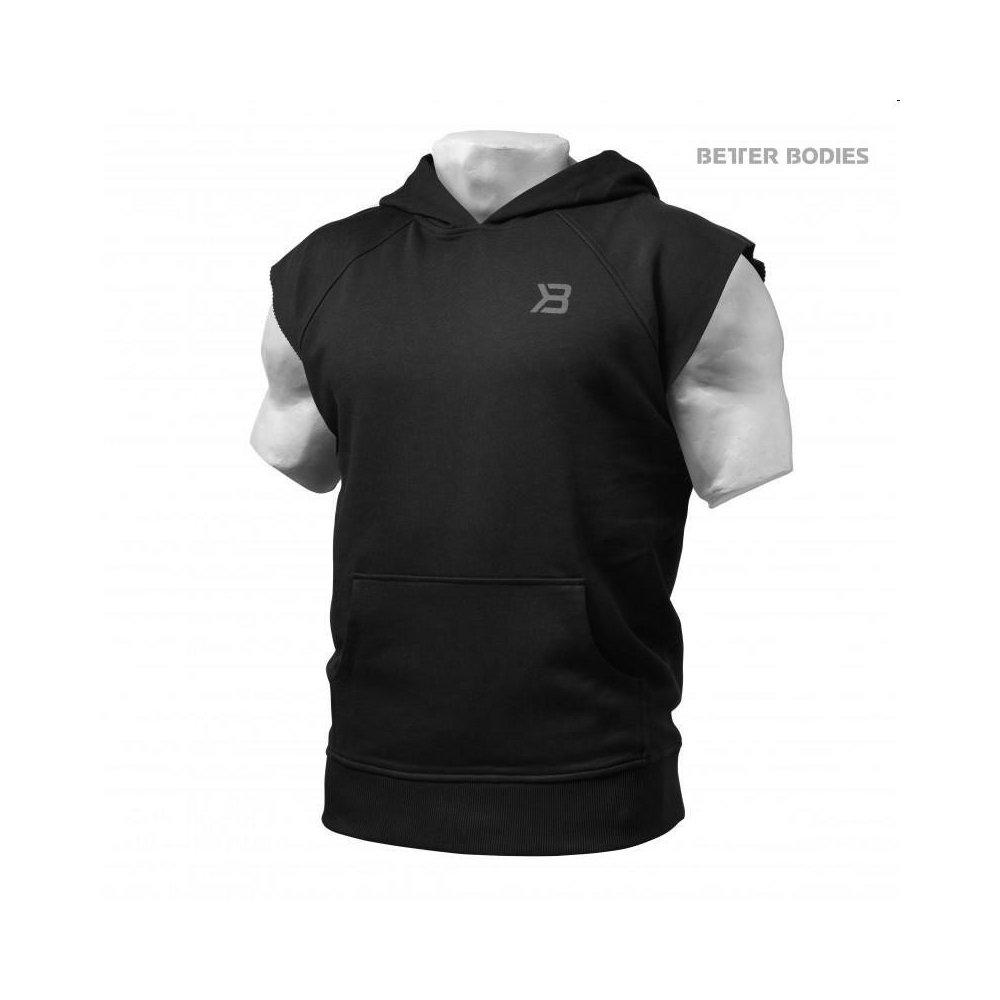 Hudson SL Sweater Black Large BETTER BODIES