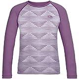 Icebreaker Merino Oasis Year-Round Base Layer Long Sleeve Crew Neck Shirt, New Zealand Merino Wool