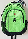 Swiss Gear Day Pack Green with Black