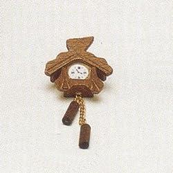 MINIATURE COO-COO CLOCK (SET OF 6)