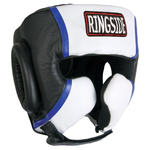 Ringside Gel Sparring Boxing Headgear (Medium)