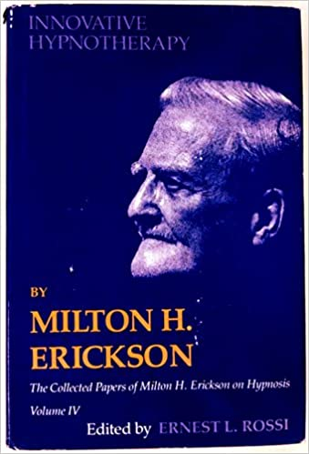 Innovative hypnotherapy collected papers of milton h erickson on innovative hypnotherapy collected papers of milton h erickson on hypnosis vol 4 9780829005455 medicine health science books amazon fandeluxe Choice Image