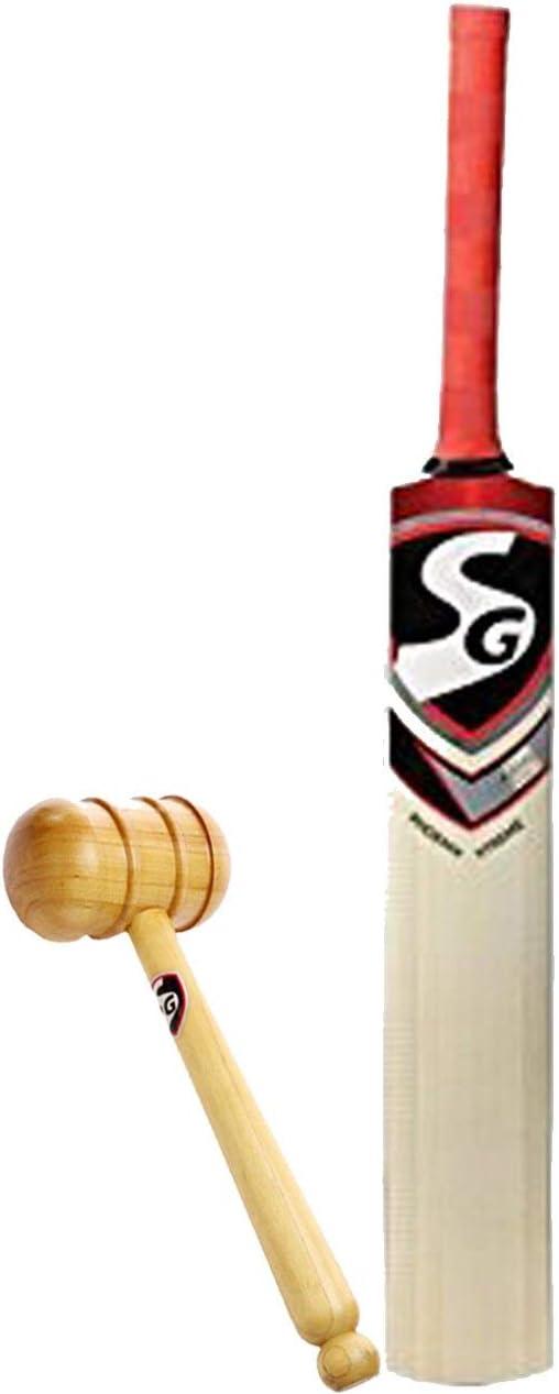 Sg Phoenix Xtreme Kashmir Cricket Bat Full Size 100/% Original Suitable For Leather Ball