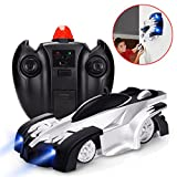 VIDEN Remote Control Car, Dual Mode 360° Rotating Stunt, Home Gravity, Children Sport Racing Vehicle, Rechargeable Kids Electric Toy, Black[New Version]