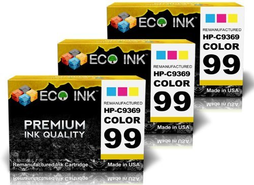ECO INK © Compatible / Remanufactured for HP 99 C9369WN (...