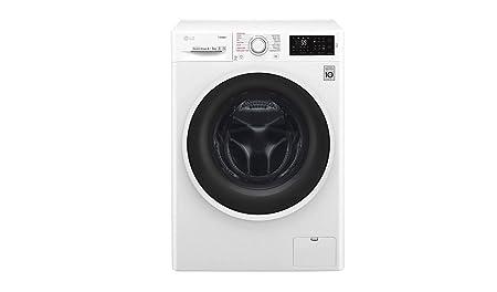 LG F4J6TG0W lavadora Carga frontal Integrado Blanco A ...