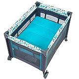 Portable Playard,Sturdy Play Yard with