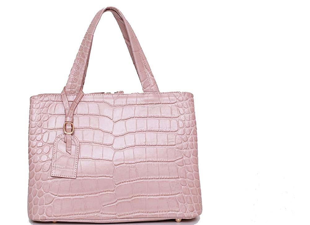 Bellina Wani Tote Shoulder Bag BB1218 (Pink) by Pristine&BB (Image #1)