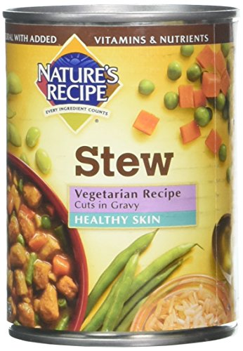 Nature s Recipe Nr Hlthy Skin Vegetarian 13.2z Pack of 12