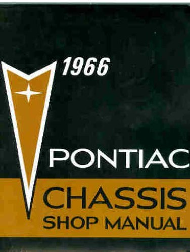 1966 PONTIAC FACTORY REPAIR SHOP & SERVI - 66 Pontiac Star Shopping Results