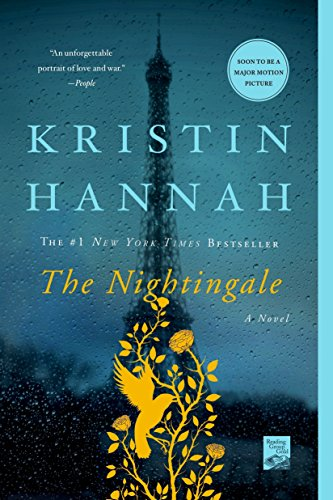 Image result for the nightingale book cover