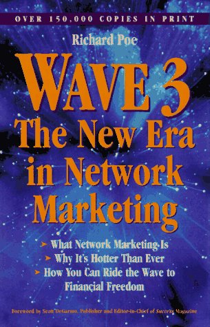 Wave 3: The New Era in Network Marketing (2 audiocassettes)
