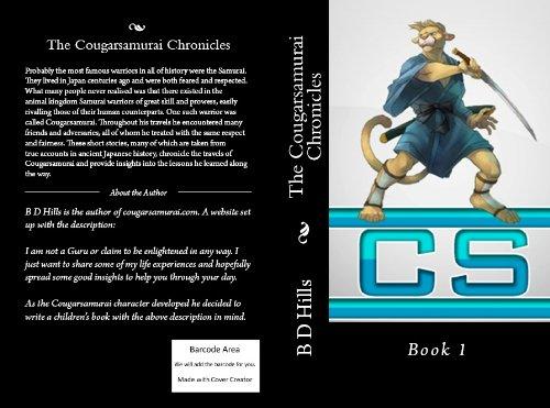 The Cougarsamurai Chronicles - Book 1